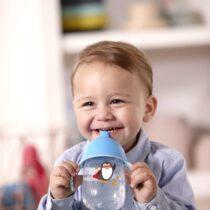 tazas con boquilla para bebes y niños