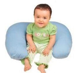 almohada 5 en 1 bebe