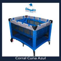 infanti-Corral-Cuna-Azul